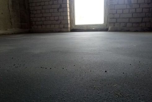 Стяжка підлоги – закладаємо правильну основу всього ремонту