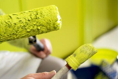 Як вибрати фарбу для внутрішніх або зовнішніх робіт