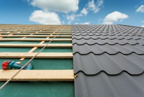 Етапи побудови даху